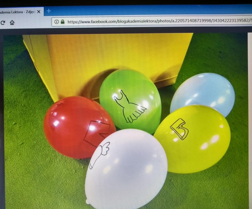 balony akademia lektora