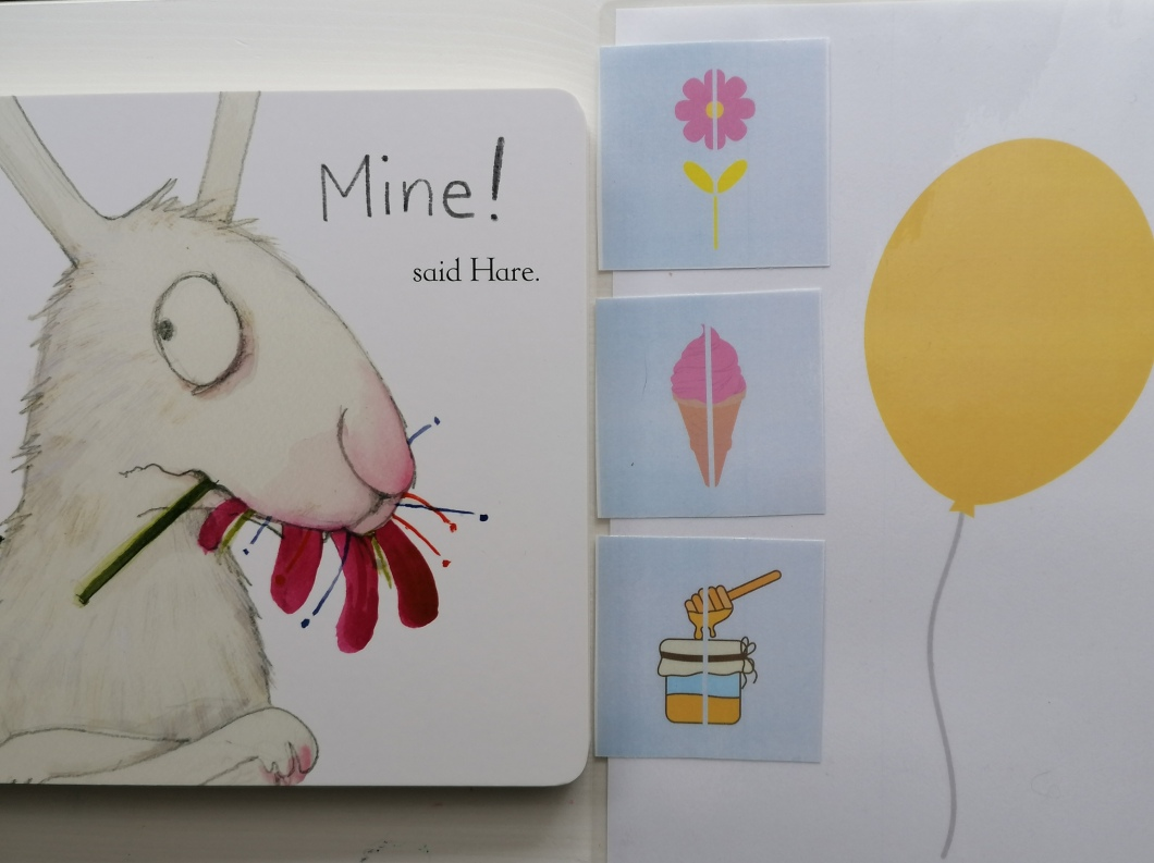 mine book emily gravett