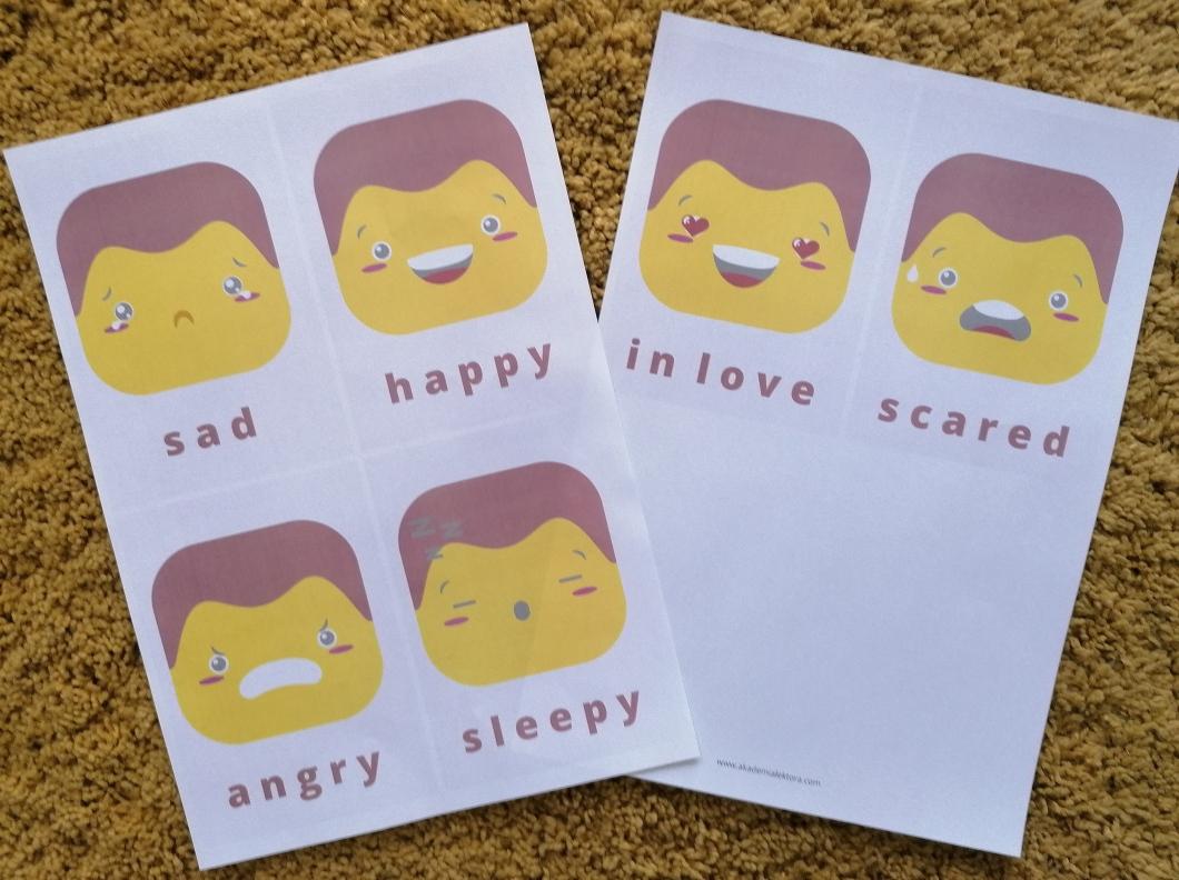 fiszki emoji